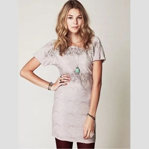 Free People Dresses - Free People New Romantics Bell Shift Bodycon Dress